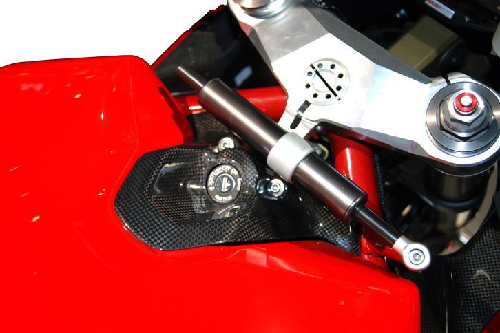 Ducati  Carbon Fiber Ignition