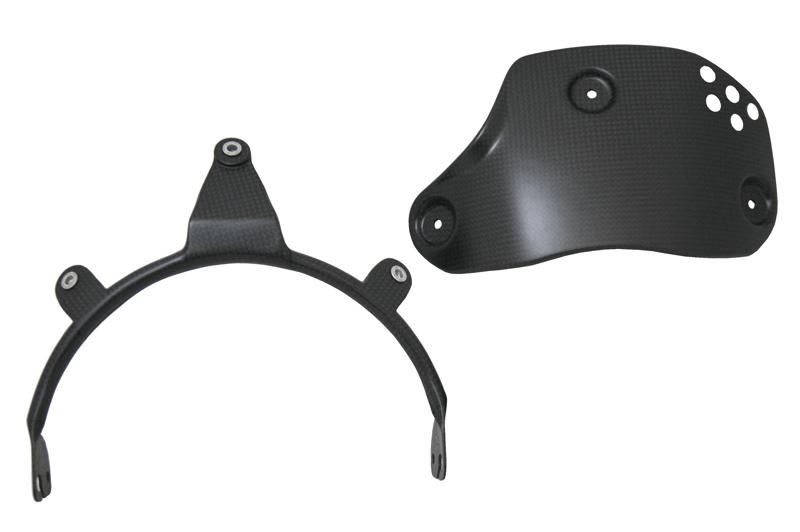 ducati scrambler carbon fiber headlight fairing